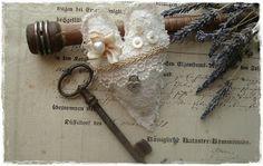 Lavender sachet Heart..
