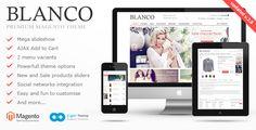 Blanco Responsive Magento Theme