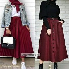 mentions J'aime, 54 commentaires - Hijab Fashion (Hijab Fashion and Styl. mentions J'aime, 54 commentaires – Hijab Fashion (Hijab Fashion and Styles.modern) sur In Stylish Hijab, Modest Fashion Hijab, Modern Hijab Fashion, Hijab Fashion Inspiration, Muslim Fashion, Mode Inspiration, Look Fashion, Skirt Fashion, Fashion Outfits