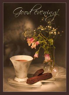 Good Evening-Ladies GOOD EVENING ! TAGS