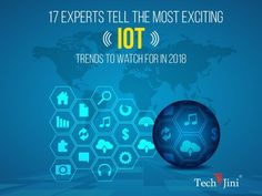 Needless to say, IoT is one of the most talked about technologies in 2017. Unlike most other technologies, IoT has... Read More