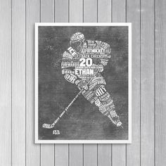 So doing this for hockey and lacrosse.  Personalized HOCKEY Word Art  Add Player's by ShaunaSmithDesigns
