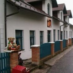 Muzeum panenek a medvídků Troskovice
