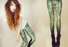 Child of the forest (by Nadia Esra) http://lookbook.nu/look/3520975-child-of-the-forest