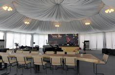 Zelt-Mobiliar #Eventzelte #Zeltausstattung #Zeltdekoration Conference Room, Curtains, Furniture, Home Decor, Outdoor Camping, Decorations, Blinds, Decoration Home, Room Decor