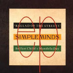 Belfast child [Ballad of the streets] - Simple Minds - 1989 #musica #anni80 #music #80s #video
