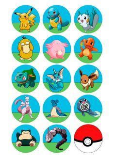 Papel de azúcar nº 641 Pokemon - Postreadicción Pokemon Birthday, Pokemon Party, 5th Birthday, Birthday Parties, Interesting Quotes, Diy Arts And Crafts, Smurfs, Coloring Books, Creative