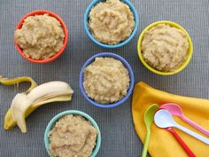 Banana Quinoa Rice Pudding - This simple dessert is really healthy and easy to prepare. Similar to the consistency of rice pudding with tons of coconut, banana and cinnamon flavor in every bite! Quinoa Pudding, Chia Pudding Breakfast, Breakfast Recipes, Banana Pudding, Breakfast Ideas, Dinner Recipes, Toddler Meals, Kids Meals, Toddler Food
