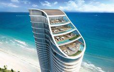 Waterfront Miami Residences for Sale   The Ritz-Carlton Residences ...