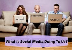 what is social media doing to us?