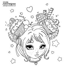 229 Best Coloring Food Images Printable Coloring Pages Coloring