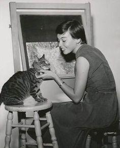 Leslie Caron by lucinda