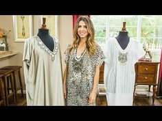 DIY - DIY Kaftan - Home & Family - YouTube