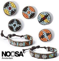NOOSA – leren armbanden