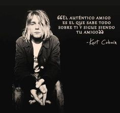 Frases Kurt Cabain