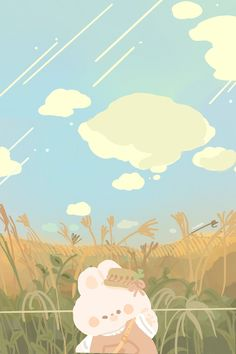 Cute Pastel Wallpaper, Soft Wallpaper, Bear Wallpaper, Cute Patterns Wallpaper, Scenery Wallpaper, Cute Anime Wallpaper, Wallpaper Iphone Cute, Summer Wallpaper, Cute Wallpaper Backgrounds