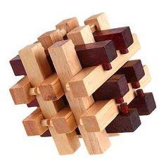 Puzzle cubo trampa