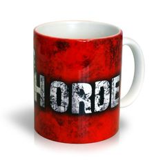 For the Horde Fraktion Tasse für Warcraft MMORPG Fans run... https://www.amazon.de/dp/B003BZXINM/ref=cm_sw_r_pi_dp_x_hu-qybZ8SEAMH