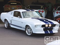 Ford Mustang Shelby GT500 1967..now THIS is a car!