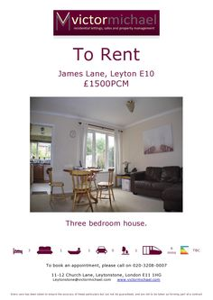 For more info on this property or other similar please visit www.victormichael.com