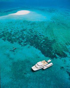 Dunk Island:An aerial view