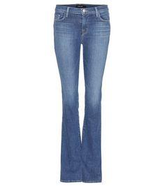 J Brand Betty Bootcut Denim Jeans For Spring-Summer 2017