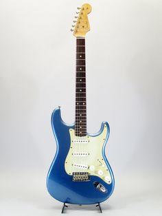 FENDER CUSTOM SHOP[フェンダーカスタムショップ] Master Built 1961 Stratocaster Relic Built by John English 詳細写真