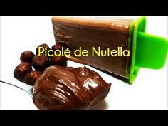 Picolé de Nutella | Cozinha Aí