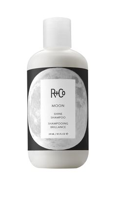#RandCo MOON Shine Shampoo: Here's how we see it: Shiny, clean hair is a hairstyle in itself, and MOON is the first step to achieving it. It is quite possibly the only styling product your hair needs. Good for: Giving dull hair more sheen, reflection and contrast and making yours the shiniest hair on Planet Earth. #shine #shampoo