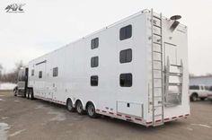 Mobile Command / Animal Rescue Trailer. This Mobile Command Trailer Was Designed The Be Used By An Aspca Chapter To Aid In The Busting Of Dog Fighting Rings and Aid In Their Response When Natural Disasters Occur. Call for more information on this trailer. Ref # E196217 | Advantage Trailers and Hitches