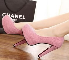 Chanel. Seriously, those shoes are per-fect.