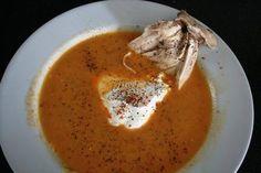 Κοτόσουπα με γιαούρτι ! ~ ΜΑΓΕΙΡΙΚΗ ΚΑΙ ΣΥΝΤΑΓΕΣ Thai Red Curry, Recipies, Ethnic Recipes, Food, Greek, Recipes, Essen, Meals, Yemek