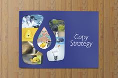 Copy Strategy Broschure Cover 2