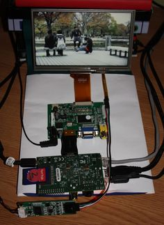 Getting the eGalaxy LCD+Touch to work with Rasberry Pi