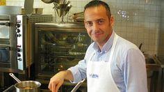 BRATISLAVA - Šéfkuchár Massimo z talianskej reštaurácie La Lanterna pripravil vynikajúce piadina romagnola.