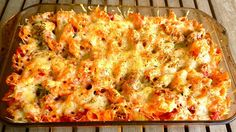 Macarrones con chorizo gratinados | Cocinar en casa es facilisimo.com