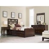 Opus Designs Ludlow Youth Fretwork Bedroom Set