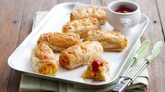 Vegetable rolls recipe - 9Kitchen
