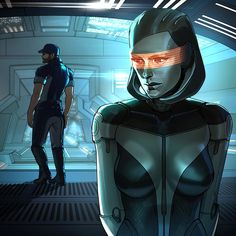 Edi Mass Effect, Mass Effect Kaidan, Mass Effect Comic, Mass Effect Games, Mordin Solus, Knights Of Sidonia, Mass Effect Characters, Mass Effect Universe, Star Force