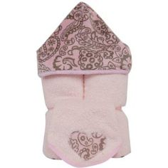 Great soft gift for that sweet little one Baby Accessories, Hoods, Paisley, Towel, Pink, Gifts, Granddaughters, Amazon, Sweet