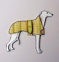 Whippet Dog Coats - Free Dog Coat Patterns