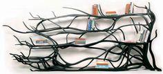 Metamorphosis Shelf by Sebastian Errazuriz
