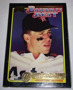 Rare Unopened Pack of Limited Edition Baseballs Best from Topps and McDonald's  #McDonalds