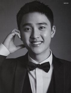Kyungsoo é o amor da minha life sim