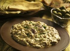 How to Make Lebanese Moutabel (Spicy Eggplant Dip)