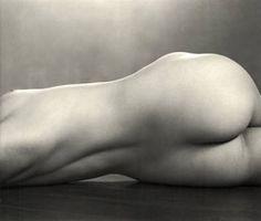 Edward Weston, Nude 40N, 1925