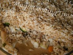 Magic Cooking Time | Blog o gotowaniu: Zapiekanka ryżowa