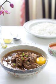 HESTI'S KITCHEN : yummy for your tummy: Pallu Basa Makassar Indonesian Cuisine, Curry Dishes, Makassar, Hot Dog, Seafood, Food And Drink, Easy Meals, Menu, Vegetarian
