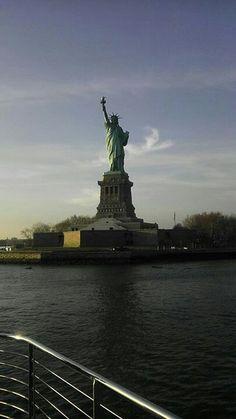 New York, Statue Of Liberty ~