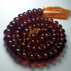 AAAA Quality Natural Untreated Reddish Orange by Tarzimpex on Etsy